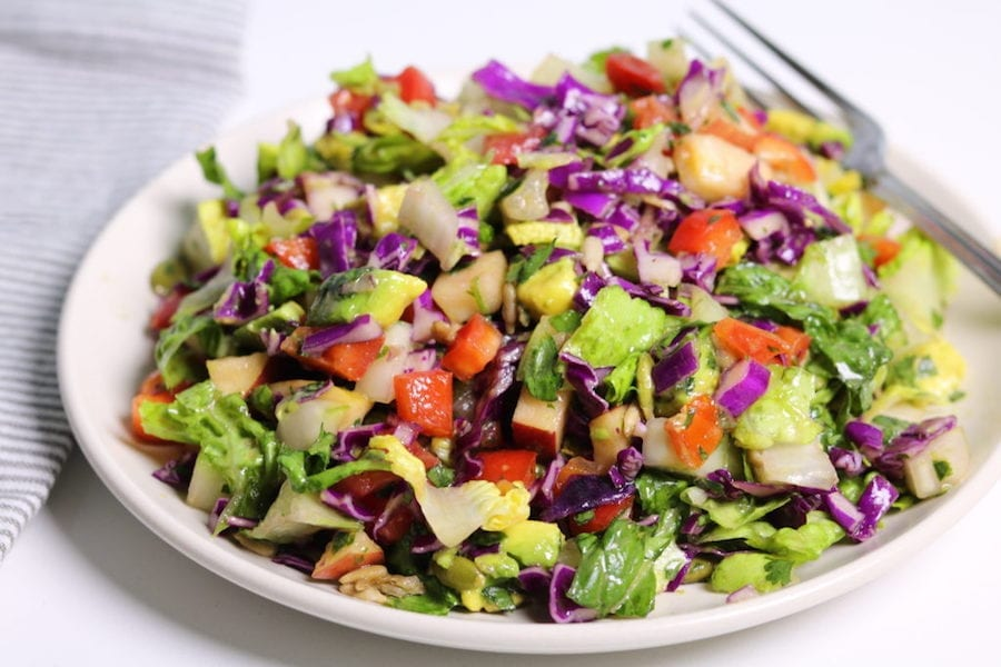 Recipe: Chopped Salad