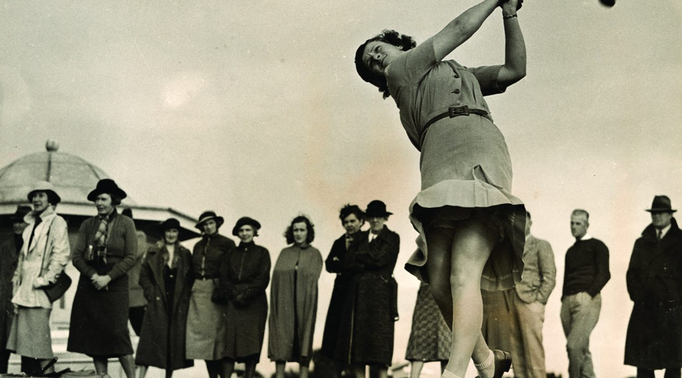 Golf Through the Decades of the U.S. Women's Open
