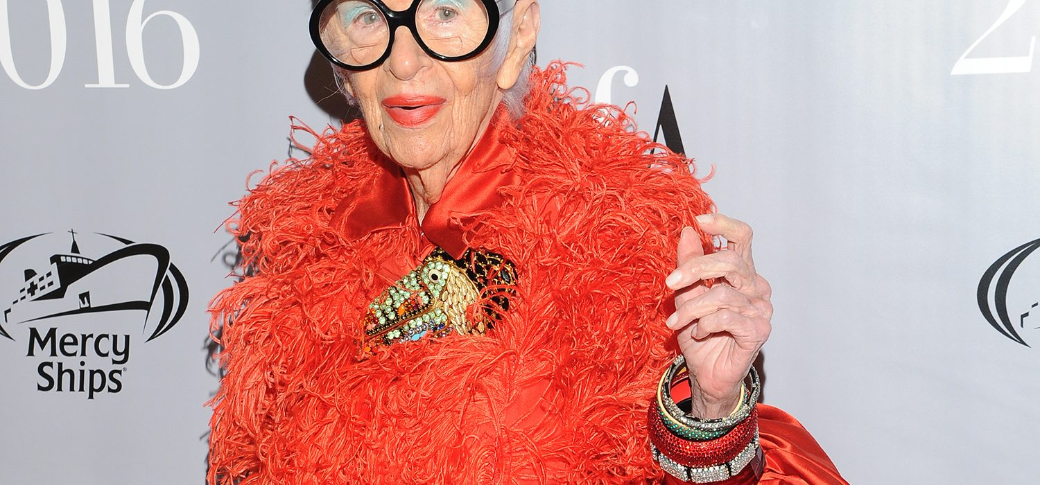 Iris Apfel: The 96-year-old Style Icon That We Just Can't Get Enough Of